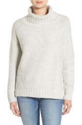 Dreamers by Debut Textured Knit Turtleneck