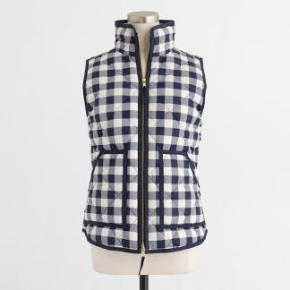 gingham-quilted-vest